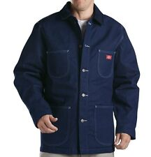 Dickies Men's Lined Denim Jacket - All sizes - Choose yours