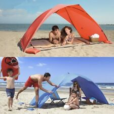 Portable Beach Tent Sun Shade Shelter Outdoor Travel Camping Anti UV Pop Up Tent