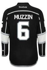 Jake Muzzin Los Angeles Kings NHL Home Reebok Premier Hockey Jersey