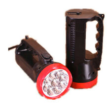 Handheld New Hot Flashlight Torch LED Rechargeable Police Tactical 1000mAH LED