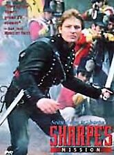 Sharpe's Mission (DVD, 2001) Sean Bean is Sharpe Brand New Sealed Free Ship!
