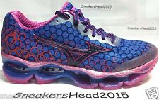 NEW MIZUNO WAVE PROPHECY 3 WOMEN'S RUNNING TRAINING SHOES BLUE/PINK