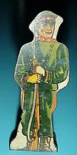 Vintage Tin MARX Russian Infantry Foot Soldier of the Russian Army #20