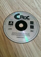 Croc: Legend of the Gobbos PlayStation 1 - PS1 Game *Disc Only*