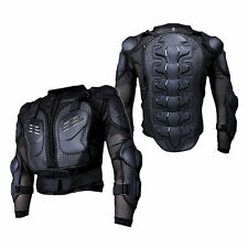 New Motorcycle Body Armor Shirt Jacket Motocross Racing Full Body Protector Gear