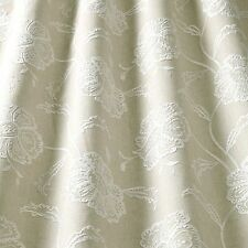 SMD iLiv Tuileries Chantilly Floral Furnishing Curtain Fabric - Stone