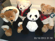 HARRODS XMAS BEARS ~ click HERE to browse or order