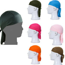 Lovely Cycling Bike Bicycle Sports Headscarf Pirate Bandana Hat 11 Colors  WK