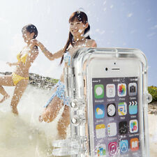 Extreme Sport Skating Full Skin Gopro Case Waterproof Cover for iPhone 6s 5 SE