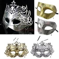 Retro Venetian Eye Mask Men Masquerade Party Ball Mask Halloween Carnival Mask