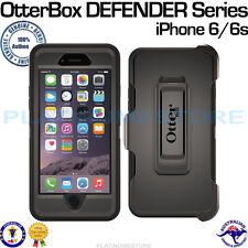 Genuine OtterBox Defender Series Case Shock Proof Rugged Cover for iPhone 6 6S