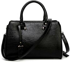 Fashion Women's Genuine Leather Satchel Shoulder Handbag Bag Tote bag