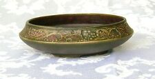 ROSEVILLE POTTERY ROSECRAFT BOWL  EXCELLENT CONDITION