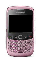 BlackBerry Curve 8530 - Pink Smartphone (Bundled items; EXTRA BATTERY)