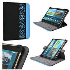 """Universal Deco Pixel 10"""" Tablet Cover Case w/ Rotational Stand Feature MU10DC-1"""