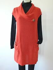 Women's Ladies tunic top knit top knit dress size 10 12 14 16 18 20 New