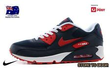 Mens Nike Air Max 90 Navy Red Sizes US 8 9 10 11 12 Free Auspost AU stock