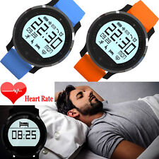 Hot Sport Pulse Heart Rate Monitor Calories Counter Wrist Watch Fitness Exercise
