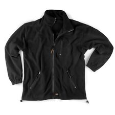 Scruffs Worker Fleece Insulated Black (Sizes M-XXL) Mens Work Trade Coat Jacket