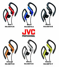 JVC HA-EB75 In-Ear Sweat Resistant Sport Headphones Headset iPhone iPod Android