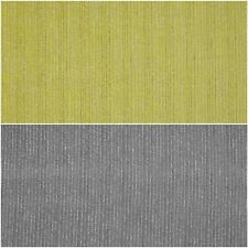 SMD iLiv Boucle Textured Upholstery Curtain Fabric - Citrus, Smoke