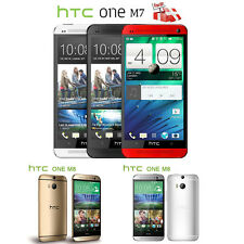 "5"" HTC ONE M8/4.7"" One M7 32GB/64GB FACTORY UNLOCKED Android 3G Cell Smart Phone"