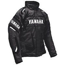 YAMAHA WOMENS SNOWMOBILE JACKET FOUR STROKE BLACK COAT - FAST FREE SHIPPING
