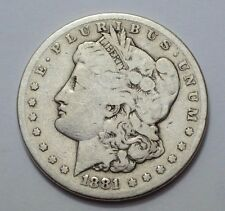 SUPERB! Better Date 1881-S  Morgan Dollar Silver $1 US Coin,NO RESERVE PRICE!!!
