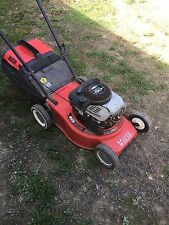 Victa 4 Stroke Lawn Mower In Good Condition 4 Blades Works Great