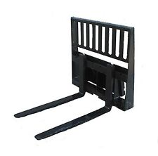 """Attachments by  MID-STATE EQUIPMENT Mini Skidsteer 36"""" Forks FREE SHIPPING!"""