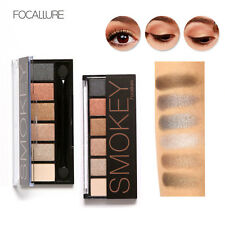 Professional 6 Colors Eye Shadow Makeup Shimmer Matte Eyeshadow Palette Set