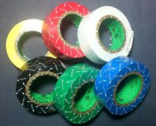 THAI YAZAKI PVC HIGH TEMP ELECTRICAL INSULATION TAPE FLAME RETARDANT 19MMX10M.