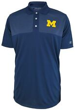 "Michigan Wolverines NCAA Champion ""Playbook"" Men's Performance Polo Shirt"
