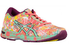 NEW WOMENS ASICS GEL-NOOSA TRI 11 RUNNING SHOES TRAINERS FLASH CORAL / SPRING