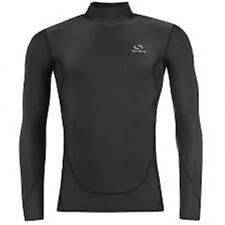 Sondico Mock Base Layer Junior Black Age 7-8  Box1114 C