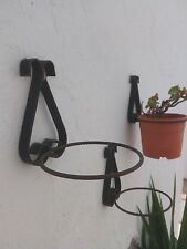Plant pot holder, Flower pot holder, Pot Holder, Wall Rings, Variety Of Sizes