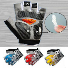 New Cycling Bike Bicycle GEL Shockproof Sports Half Finger Glove M-XL Fashion