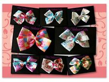 Character Hair Bow Clip - Peppa Pig, Frozen & More. Make a Great Stocking Filler