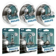 Philips Xtreme Vision +130% More Light Headlight Globes (Single/Twin Bulbs Here)