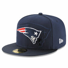 New England Patriots New Era NFL Sideline 59FIFTY Fitted Hat - Navy