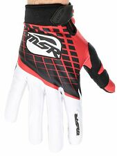 MSR Black-Red 2016 Axxis MX Gloves
