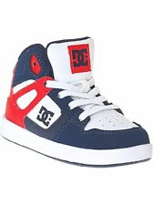DC Navy White Rebound UL Toddlers Shoe