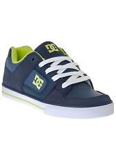 DC Navy Pure - Special Edition Kids Shoe