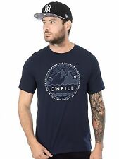 ONeill Ink Blue Type Elements T-Shirt