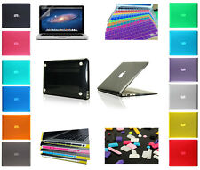 """Crystal Clear Hard Cover Cases/Skin Shell For Macbook Mac Pro 15"""" W/CD-ROM A1286"""