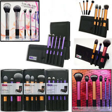 HOT Real Techniques Makeup Core Collection Starter Travel Set Powder Brushes