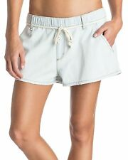 NEW ROXY™  Womens Beachy Beach Denim Short Womens Shorts