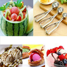 Kitchen Accessory Ice Cream Scoop Stacks Cookies Spoon Potato Fruits Scoop Newly