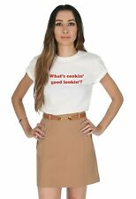 What's Cookin' Good Lookin'? T-shirt Top Fashion Tumblr Grunge Tumblr Slogan