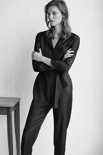 Topshop Boutique Current Season Pyjama Tailored Jumpsuit Overalls 6 8 10 12 16
